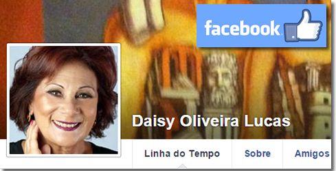 Daisy Lucas no Facebook